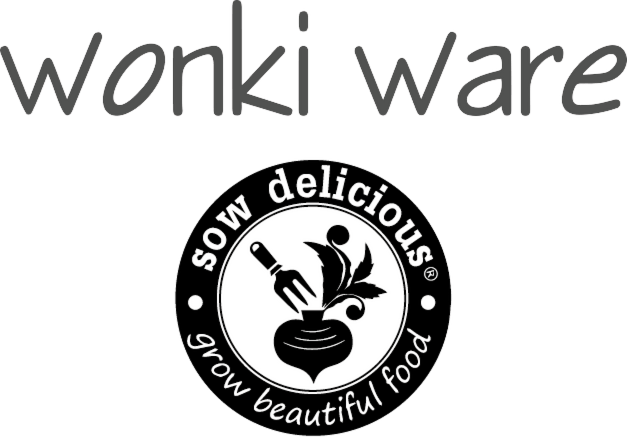 Wonki Ware & Sow Delicious (Brought to you by CLAYSPOON)