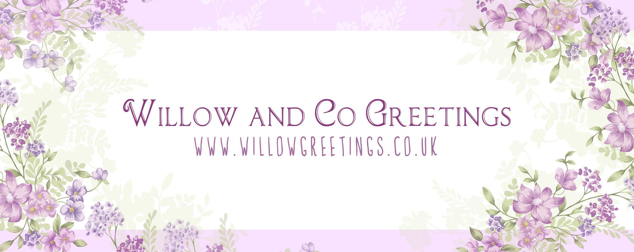 Willow & Co Greetings