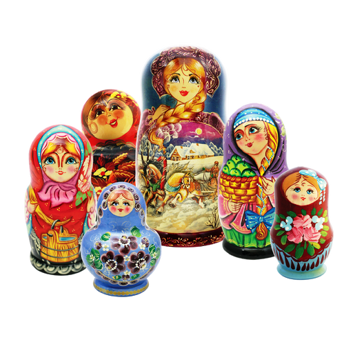 Russian Doll Shop